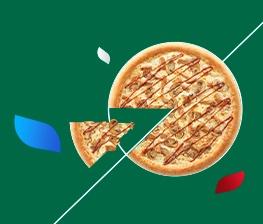 Поддержи сборную России по футболу — получи выгоду в Domino's Pizza