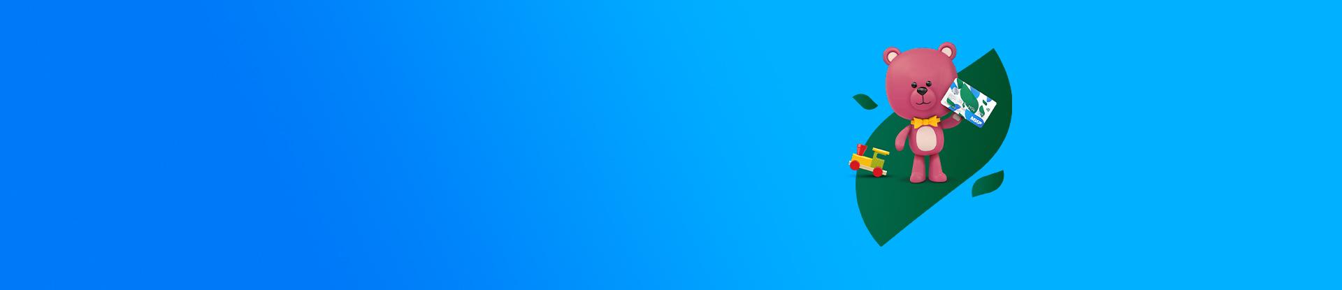 Скидка 5% при пополнении лицевого счёта «Москвёнок» картой «Мир»