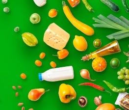 Свежие продукты и готовые блюда с выгодой