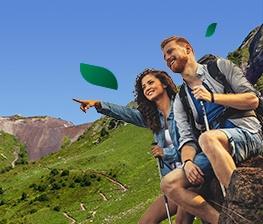 Незабываемый отдых в горах с выгодой