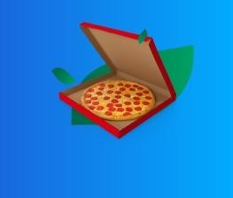 Доставка ароматной пиццы за 30 минут