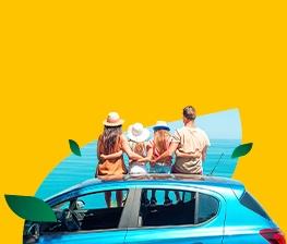 Автомобили от эконом- до премиум-класса