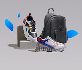 Модная обувь и аксессуары для всей семьи