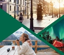 Отдыхайте в России и получайте кэшбэк до 20% от стоимости поездки