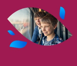 Путешествия на поездах Гранд Сервис Экспресс с выгодой по карте «Мир»
