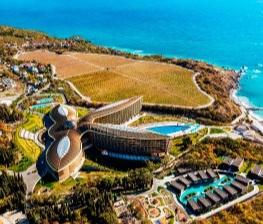 Кэшбэк 8% за услуги отельного комплекса «Mriya Resort & SPA»