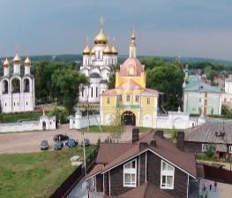 Отдыхайте в Переславле-Залесском с кэшбэком 8%