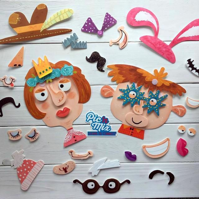 Развивающие игрушки для детей от 1.5 до 6 лет