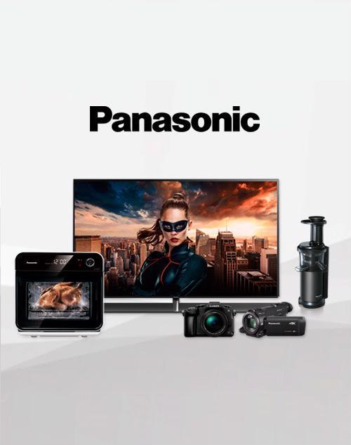 Покупать Panasonic выгоднее на 20% в интернет магазине